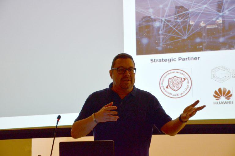 Bashar gives Keynote Address at CPS Security Workshop in Abu Dhabi