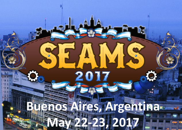 Bashar is Programme Chair of SEAMS 2017, Buenos Aires, Argentina